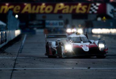WEC | Sebring: Toyota #8 torna alla vittoria, primo successo per Bruni con Porsche