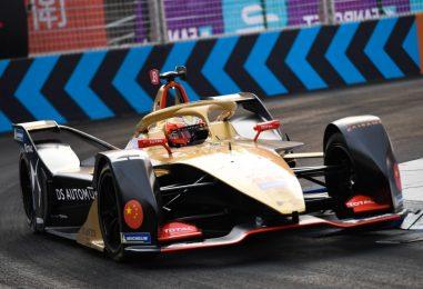 Formula E   Sanya: Vergne torna alla vittoria su Rowland e da Costa