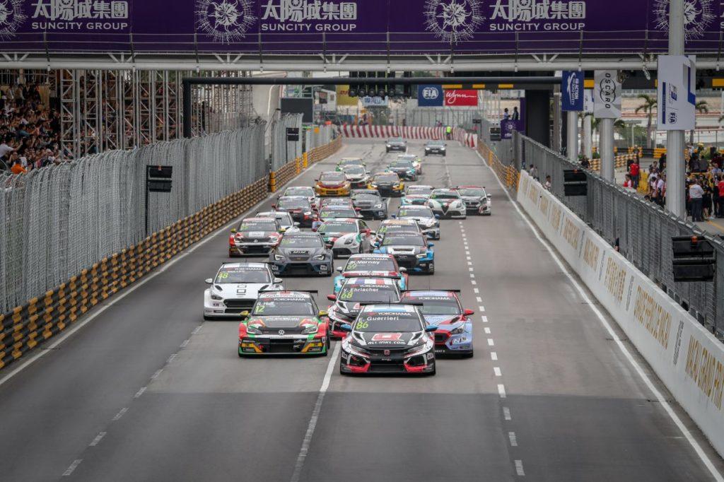 WTCR   Entry list e Balance of Performance 2019