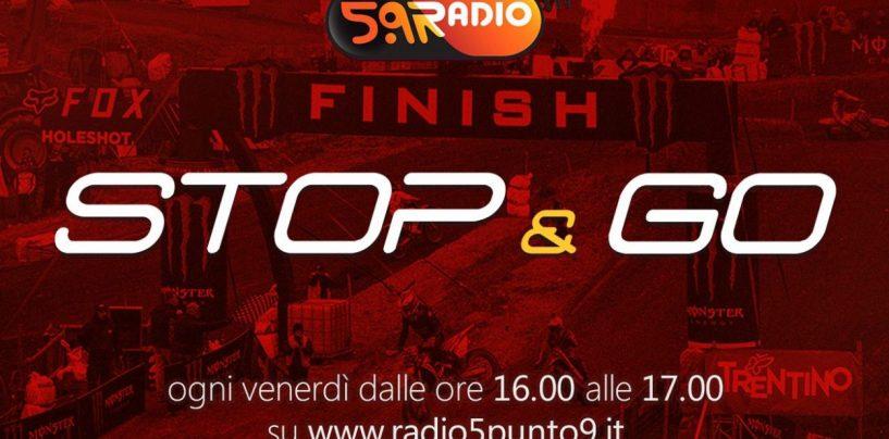 """<span class=""""entry-title-primary"""">""""Stop&Go"""" live venerdì 12 aprile alle ore 16:00 su Radio 5.9</span> <span class=""""entry-subtitle"""">La trasmissione di P300 in diretta fino alle 17</span>"""