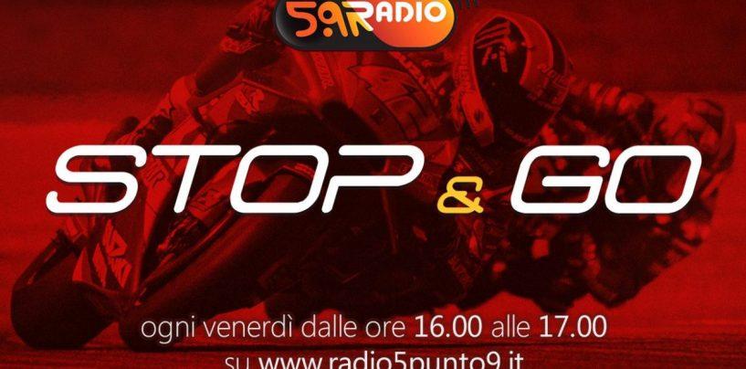 """<span class=""""entry-title-primary"""">""""Stop&Go"""" live venerdì 19 aprile alle ore 16:00 su Radio 5.9</span> <span class=""""entry-subtitle"""">La trasmissione di P300 in diretta fino alle 17</span>"""