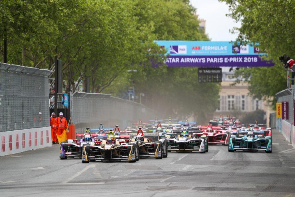 Formula E | Paris ePrix 2019 - Anteprima