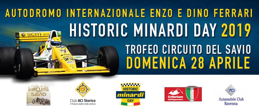 È tutto pronto per il Minardi Day