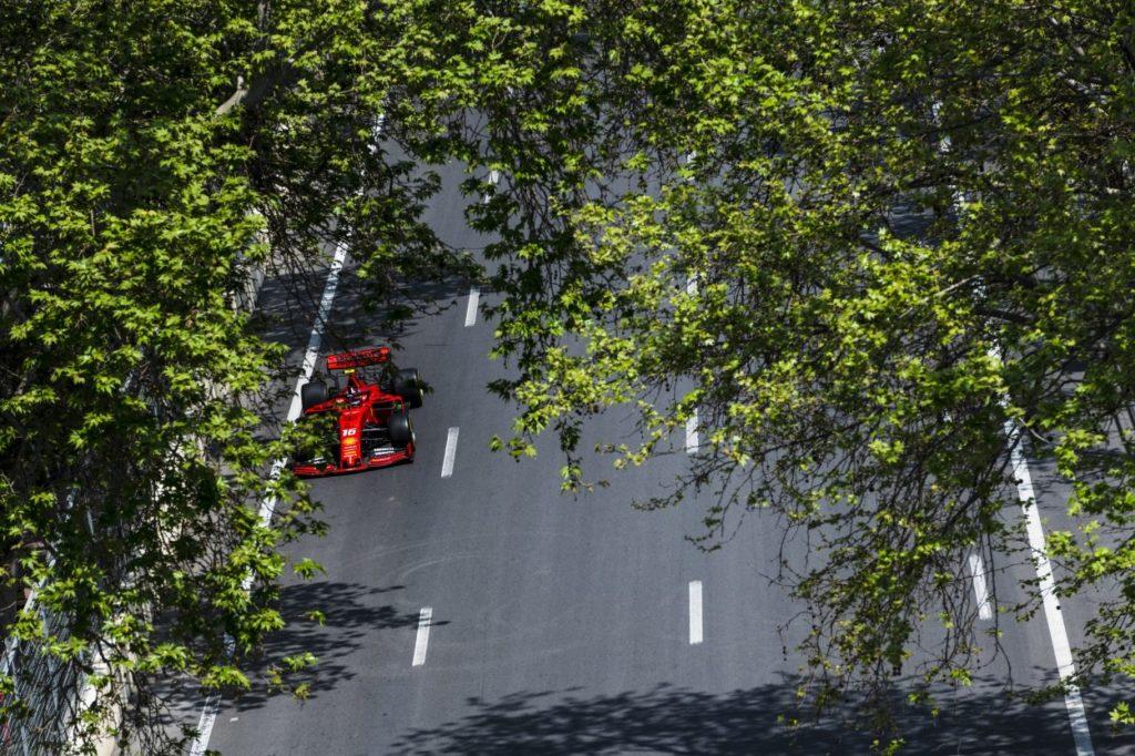 F1 | GP Azerbaijan, FP2: Leclerc davanti a Vettel ed Hamilton
