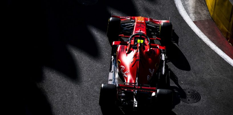 "<span class=""entry-title-primary"">F1   GP Azerbaijan, FP3: ancora Leclerc-Vettel, poi Verstappen</span> <span class=""entry-subtitle"">Le Mercedes si nascondono e prendono un secondo e mezzo </span>"