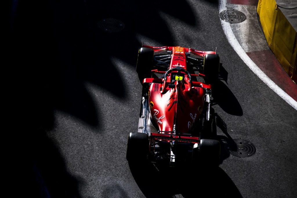 F1 | GP Azerbaijan, FP3: ancora Leclerc-Vettel, poi Verstappen