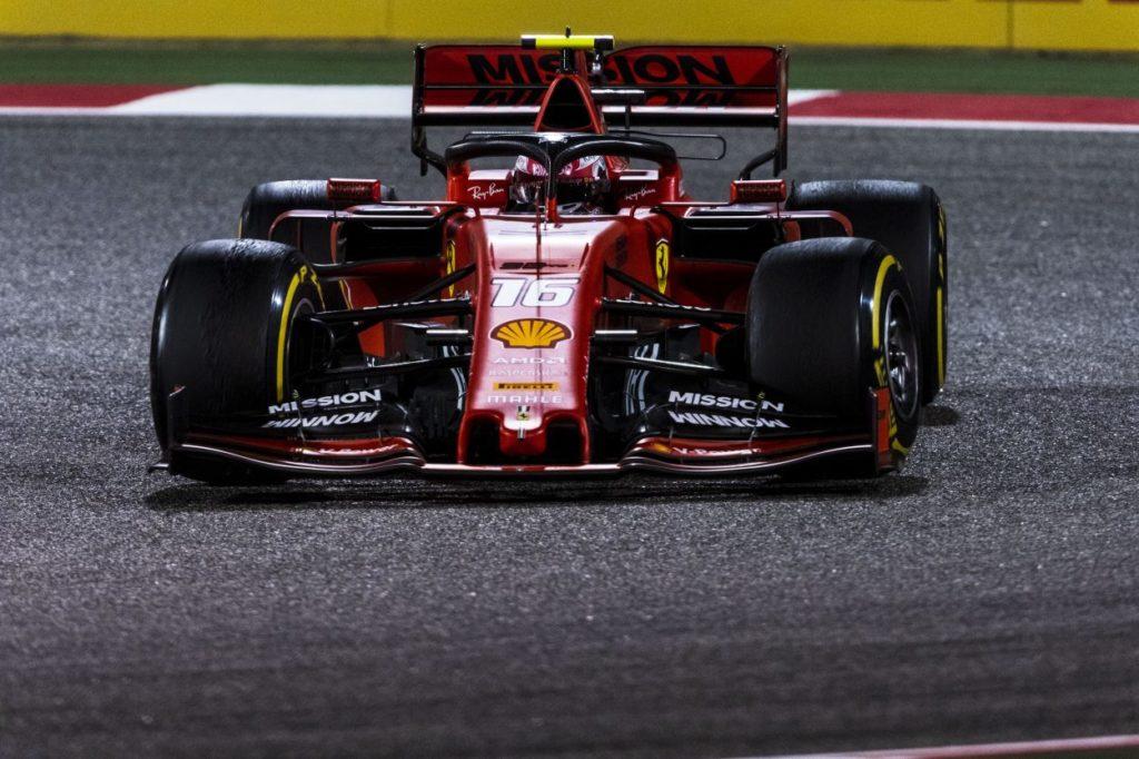 F1   Un corto circuito ha causato il problema di Leclerc a Sakhir