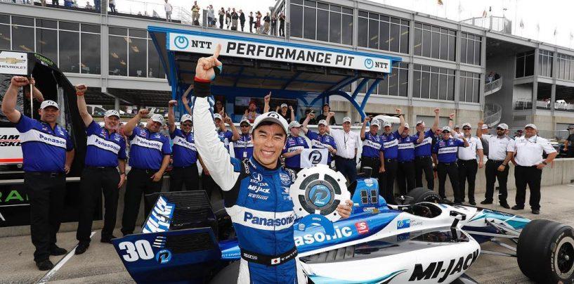 """<span class=""""entry-title-primary"""">Indycar   GP Alabama 2019: Sato e Rahal in prima fila</span> <span class=""""entry-subtitle"""">Terzo Dixon, il migliore tra i top driver, Newgarden è solo 16°</span>"""