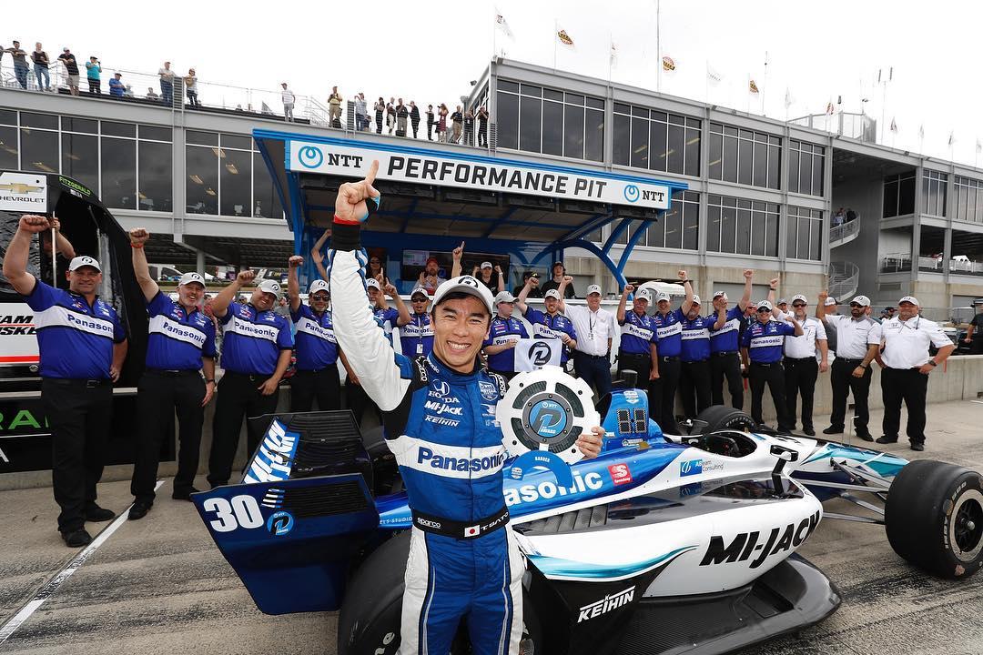 Indycar | GP Alabama 2019: Sato e Rahal in prima fila
