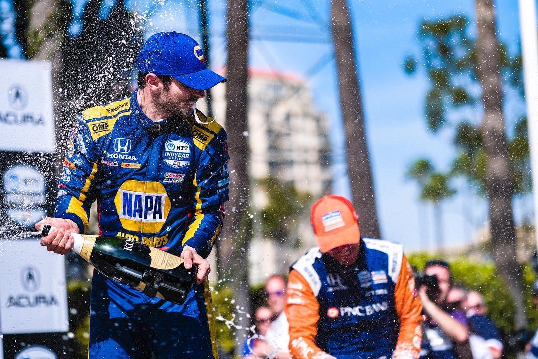 Indycar | GP Long Beach 2019: Rossi si ripete e trionfa
