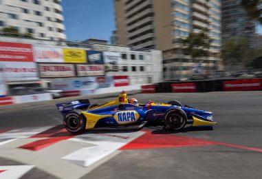 Indycar | GP Long Beach 2019: Alexander Rossi in pole a Long Beach