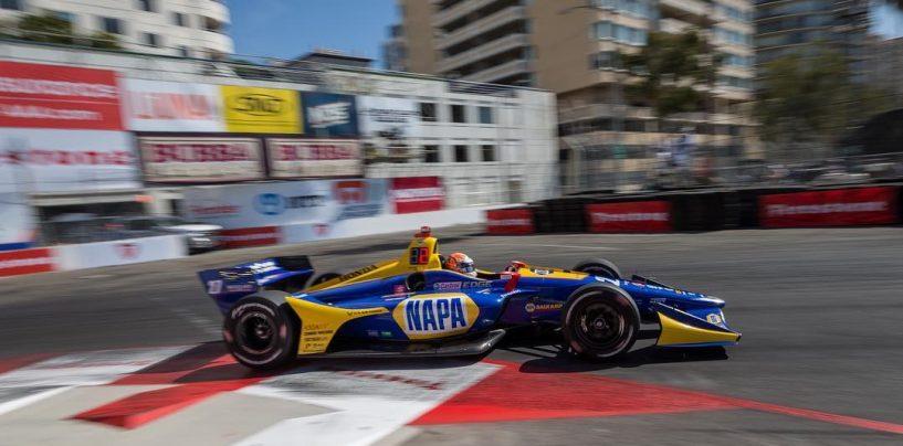 "<span class=""entry-title-primary"">Indycar | GP Long Beach 2019: Alexander Rossi in pole a Long Beach</span> <span class=""entry-subtitle"">L'americano ha preceduto Dixon e Power</span>"
