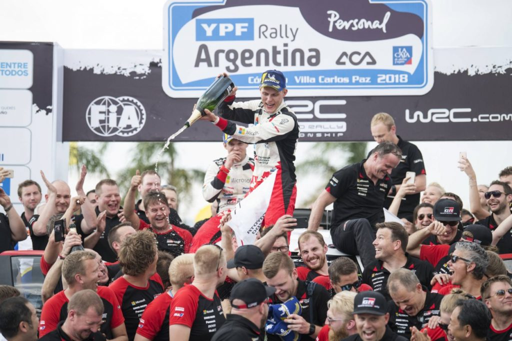 WRC | Rally d'Argentina 2019 - Anteprima