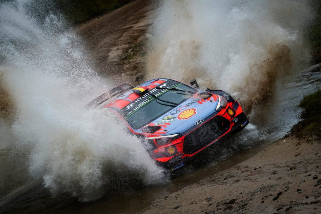WRC | Neuville conquista il Rally d'Argentina, Ogier sul podio in extremis