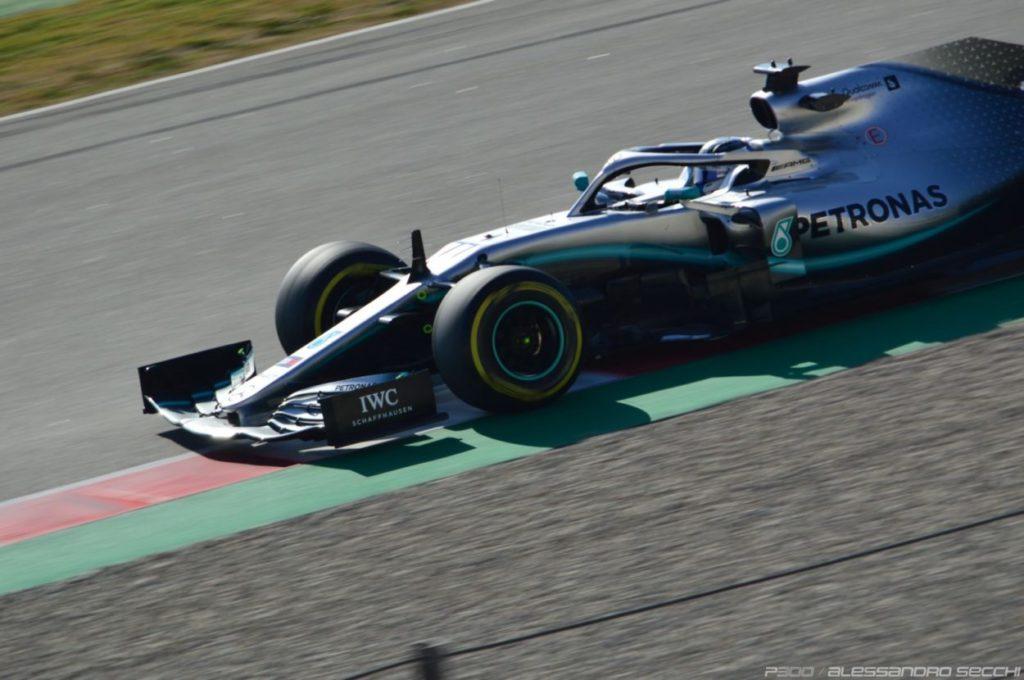 F1 | Barcellona, Bottas il più veloce nella prima giornata di test