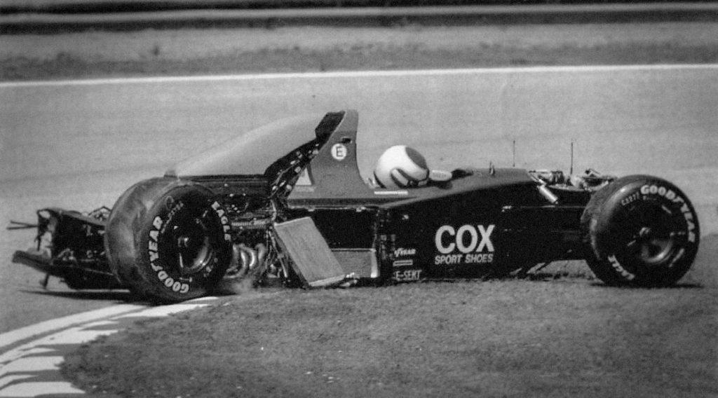 Imola '94 | Roland, il caduto