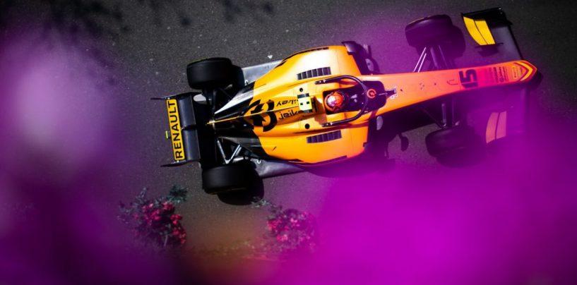 "<span class=""entry-title-primary"">F2 | GP Azerbaijan, Jack Aitken vince una pazza Feature Race</span> <span class=""entry-subtitle"">Lo junior driver Renault rimonta dall'ottava piazza davanti a De Vries e King. Ghiotto 6°</span>"