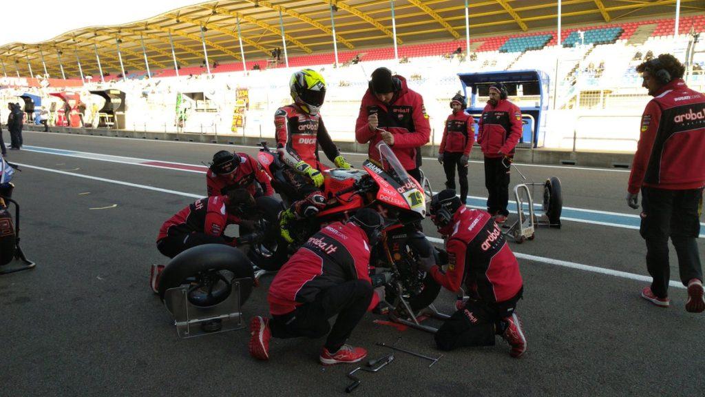 SBK | GP Olanda 2019, sintesi del warm-up e update sul palinsesto