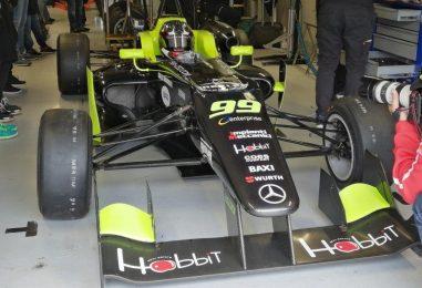 A Monza il primo podio stagionale per Andrea Cola