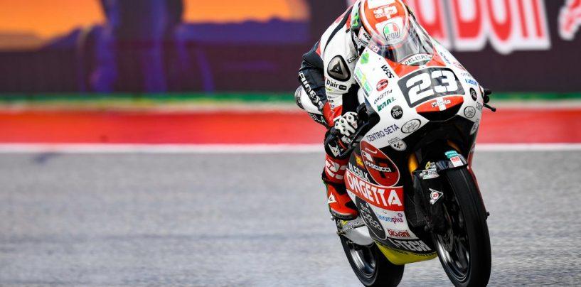 """<span class=""""entry-title-primary"""">Moto3   GP Americhe: Niccolò Antonelli torna in pole position</span> <span class=""""entry-subtitle"""">Risultato che per il pilota di Cattolica mancava da più di un anno, secondo Fernandez</span>"""