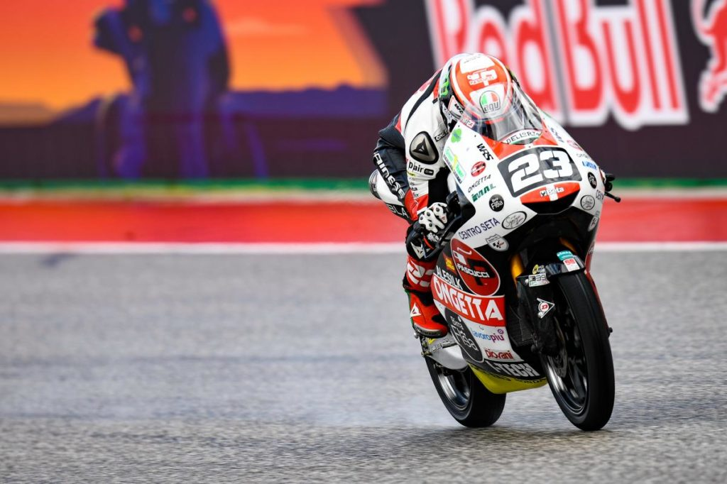 Moto3 | GP Americhe: Niccolò Antonelli torna in pole position