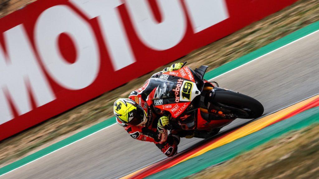 SBK | GP Aragón 2019, sintesi prove libere del venerdì