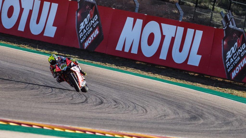 SBK | GP Aragón: Bautista vince davanti al suo pubblico, Rea e Davies sul podio