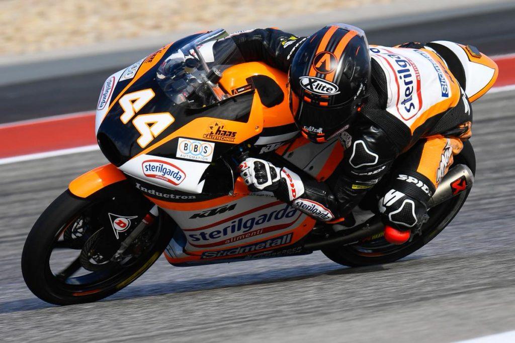 Moto3 | GP Americhe: Canet porta alla vittoria il team Sterilgarda