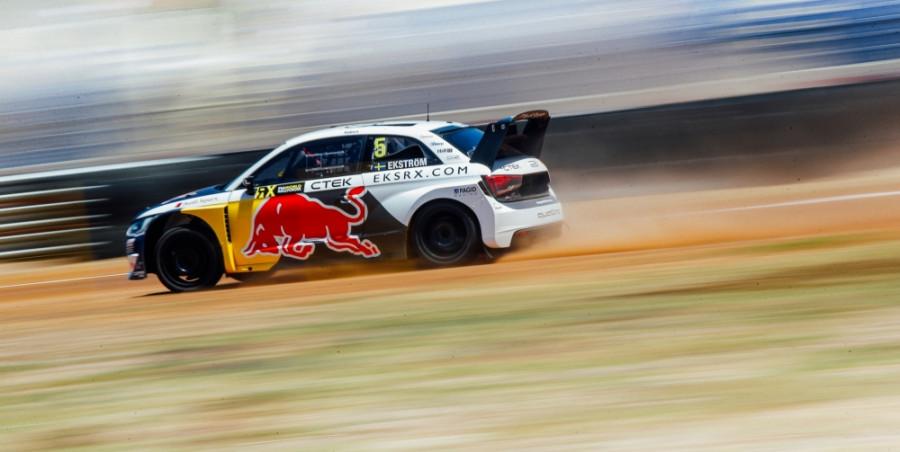 WRX | One-off per Mattias Ekström in Belgio