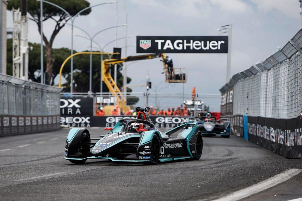 Formula E | Roma: Evans sconfigge Lotterer, prima vittoria per Jaguar