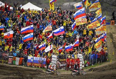 MXGP | GP Trentino: Gajser batte Cairoli in una sfida epica