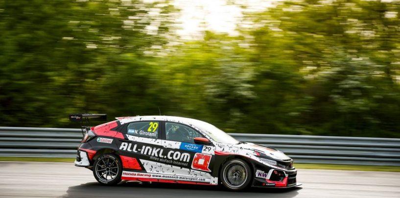 "<span class=""entry-title-primary"">WTCR | Hungaroring: Néstor Girolami segna la sua prima pole position</span> <span class=""entry-subtitle"">Muller in prima fila, poi Guerrieri e Panis</span>"