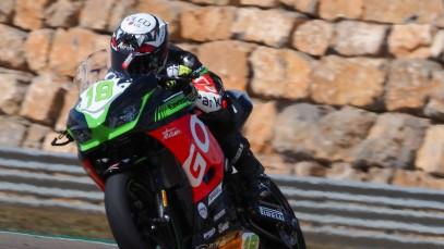 GP Aragón, SSP300: Manuel Gonzalez vince partendo dalla pole, out Ana Carrasco