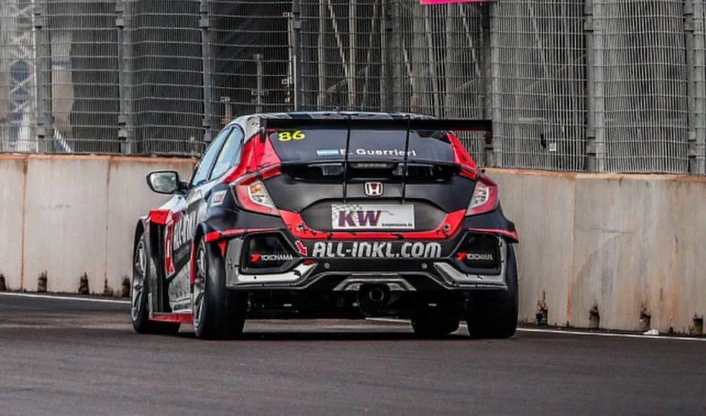 WTCR   Marrakech: Esteban Guerrieri è il primo poleman del 2019