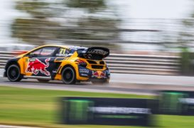 WRX | Abu Dhabi: Grönholm primo ma penalizzato, Kevin Hansen vince la sua prima gara