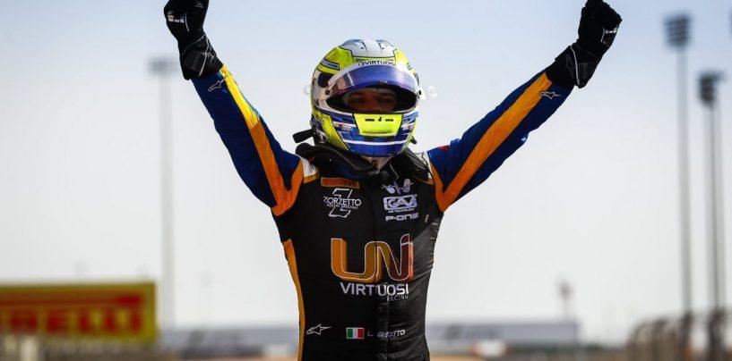 """<span class=""""entry-title-primary"""">Esclusiva   Una chiacchierata con Luca Ghiotto tra Bahrain e F1 [AUDIO]</span> <span class=""""entry-subtitle"""">In esclusiva per Focus una bella mezz'ora al telefono con il pilota veneto</span>"""