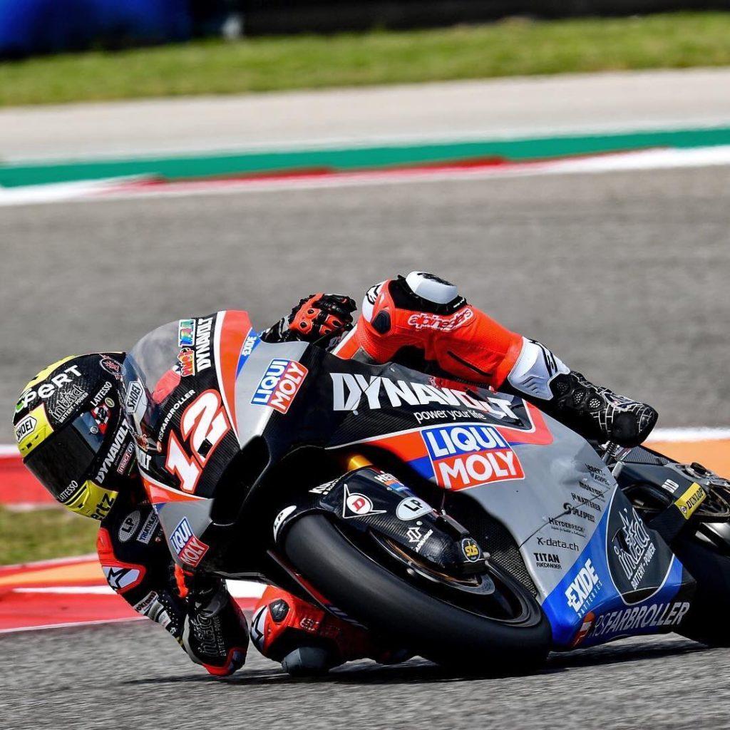 Moto2 | GP Americhe: doppietta Dynavolt, vince Tom Lüthi