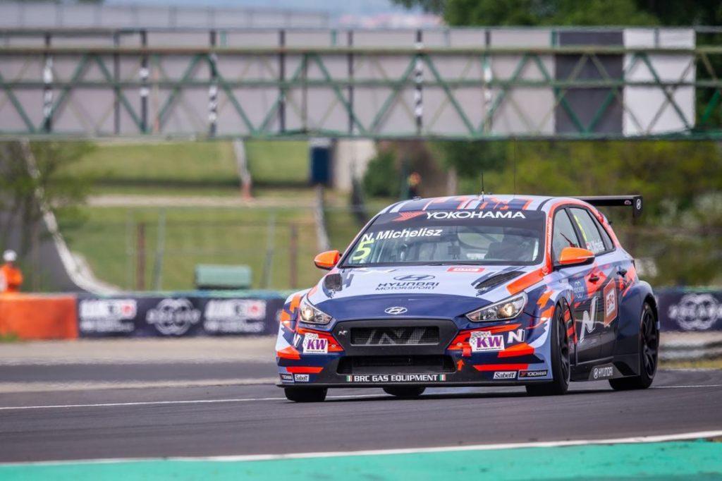 WTCR | Hungaroring: Michelisz torna in pole con la Hyundai sul tracciato di casa