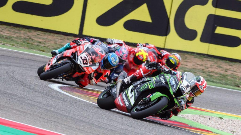 SBK | GP Aragón 2019 - Anteprima