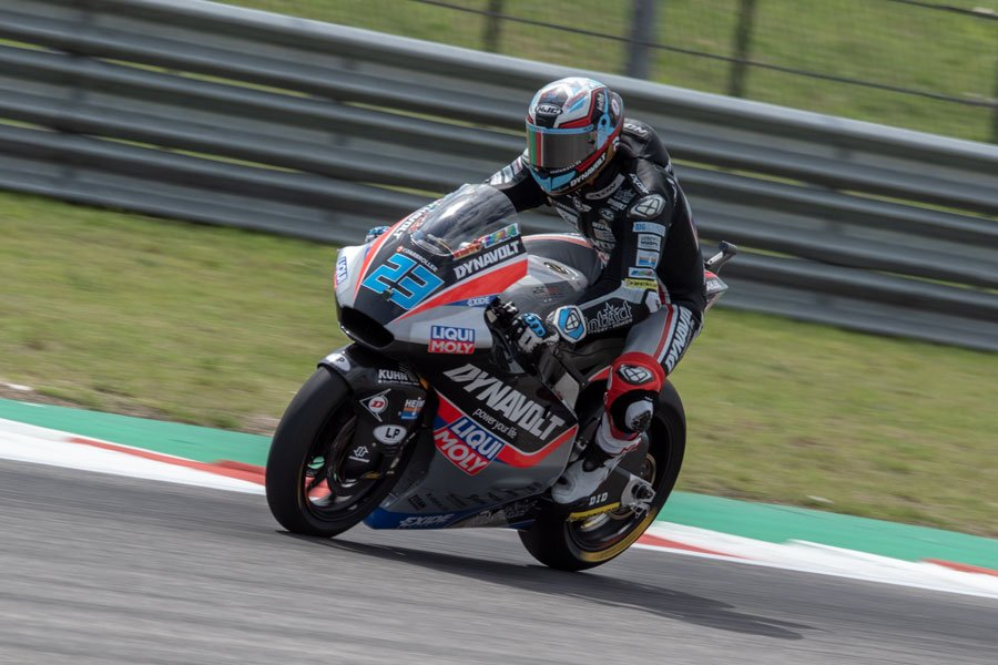 Moto2   GP Americhe: Schrotter in pole position al COTA