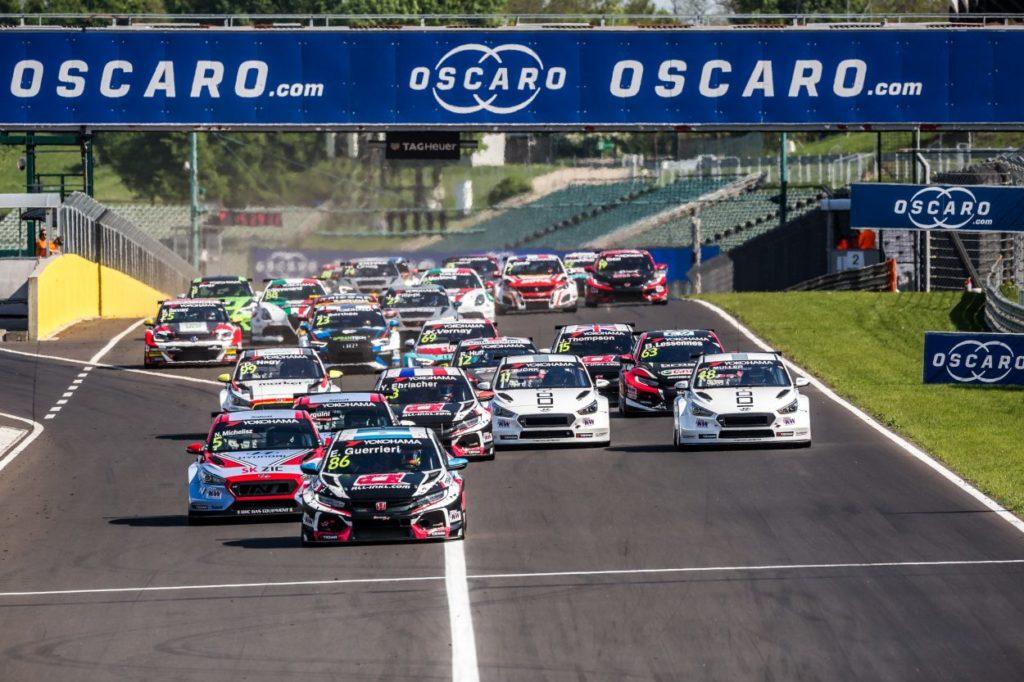 WTCR   GP Ungheria 2019 - Anteprima