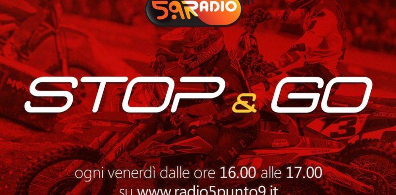 """<span class=""""entry-title-primary"""">""""Stop&Go"""" live venerdì 3 maggio alle ore 16:00 su Radio 5.9</span> <span class=""""entry-subtitle"""">La trasmissione di P300 in diretta fino alle 17</span>"""
