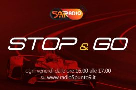 """""""Stop&Go"""" live venerdì 24 maggio alle ore 16:00 su Radio 5.9"""