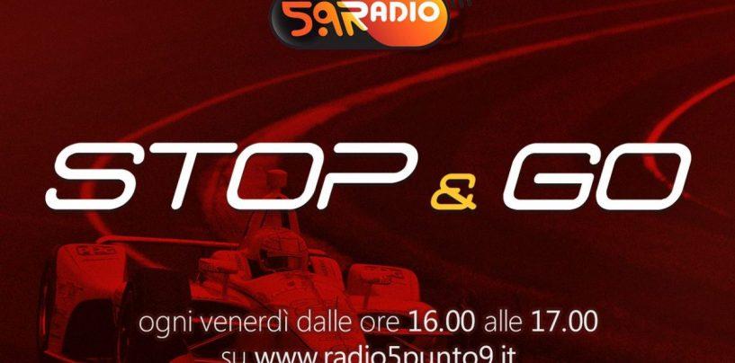 """<span class=""""entry-title-primary"""">""""Stop&Go"""" live venerdì 24 maggio alle ore 16:00 su Radio 5.9</span> <span class=""""entry-subtitle"""">La trasmissione di P300 in diretta fino alle 17</span>"""