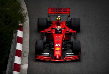 F1 | GP Monaco, FP3: Leclerc davanti, botto Vettel