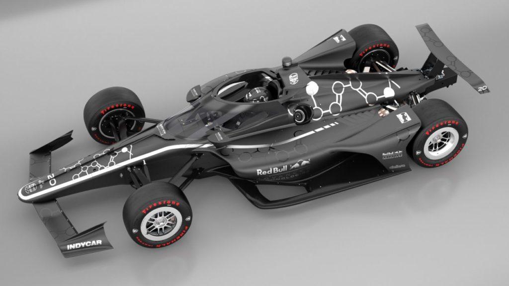 Indycar | Presentato ufficialmente il nuovo aeroscreen