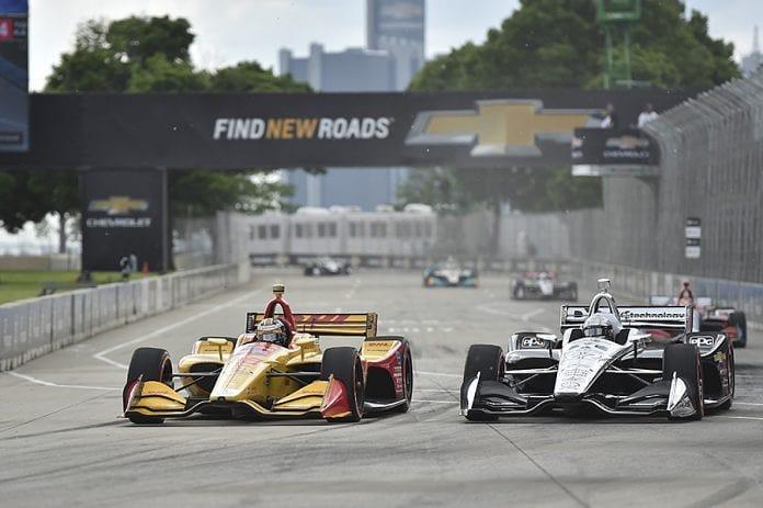 Indycar   Detroit 2019   Anteprima