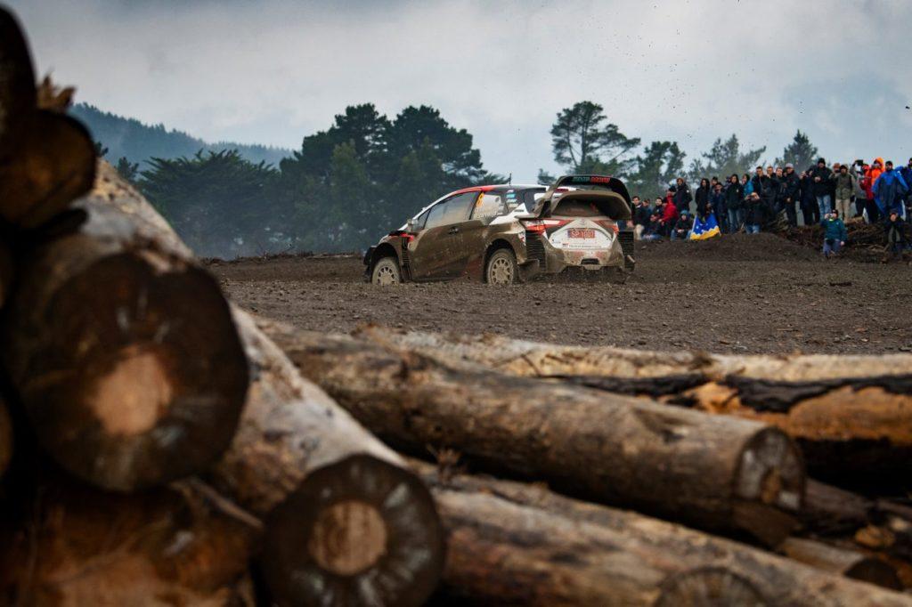 WRC   Cile: incidente per Neuville, Tänak aumenta il vantaggio
