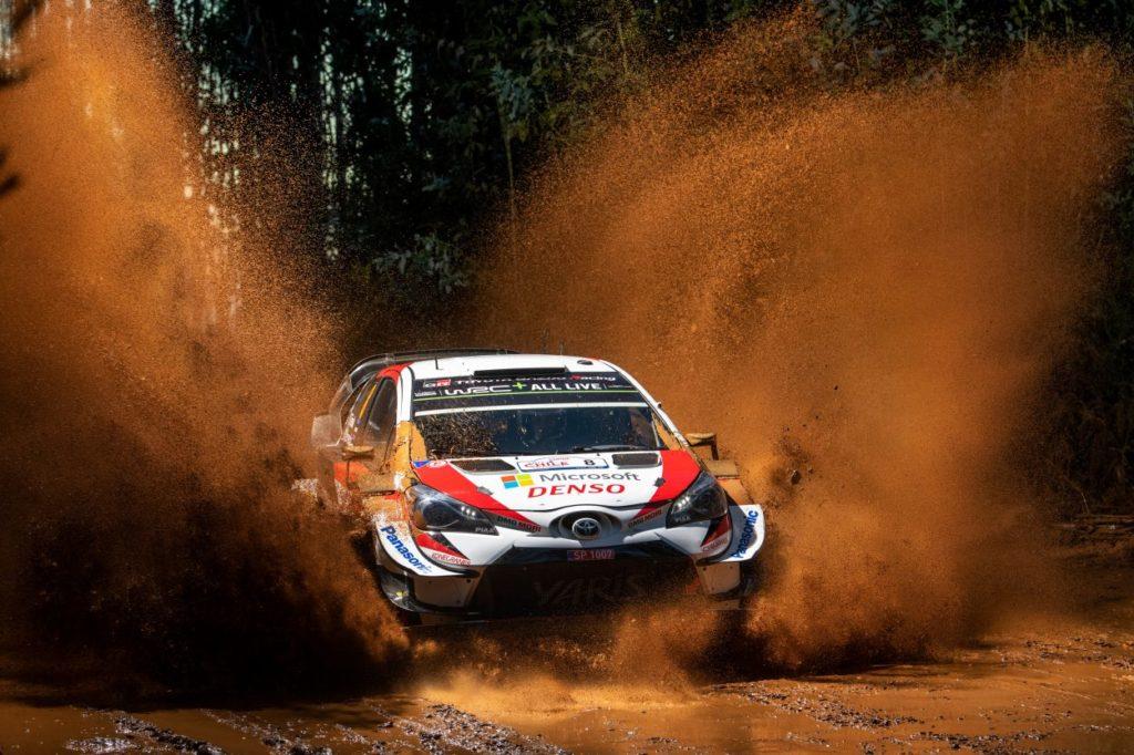 WRC | Cile: Tänak, Ogier e Neuville racchiusi in 7 secondi dopo tre prove
