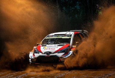 WRC | Cile: Tänak conserva il vantaggio su Ogier, Latvala out